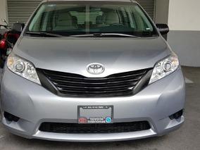 Toyota Sienna 5p Ce V6/3.5 Aut