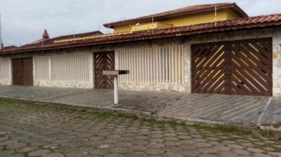 Casa Com Quintal Amplo Lado Praia-gaivota Itanhaém 4214 Npc