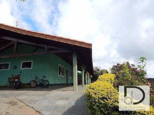 Casa Com 3 Dormitórios À Venda, 150 M² Por R$ 800.000,00 - Condomínio Recanto Florido - Vinhedo/sp - Ca2249