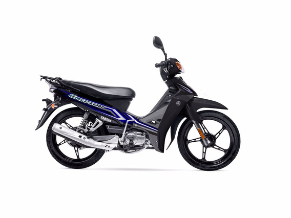 Yamaha Crypton 110. En Cycles