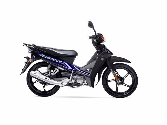 12 Cuotas Sin Interes/ 18 X $ 7270.- Yamaha Crypton 110