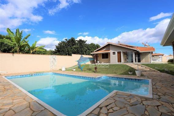 Casa Com 4 Dormitórios À Venda, 300 M² Por R$ 560.000 - Residencial Ecopark - Tatuí/sp - Ca0002