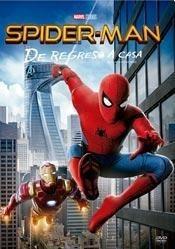 Dvd El Hombre Araña Spiderman Homecoming Nueva Original
