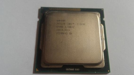 Processador Intel 1155 Core I7 2600 3.4 3.8ghz Frete Grátis