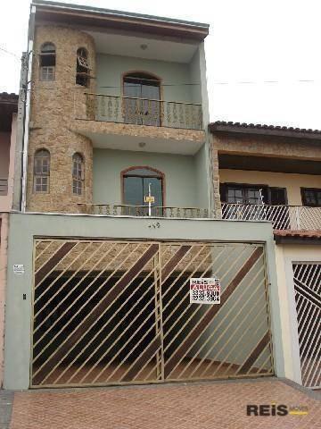 Imagem 1 de 13 de Casa Com 3 Dormitórios À Venda Por R$ 400.000,00 - Jardim Piratininga - Sorocaba/sp - Ca1760
