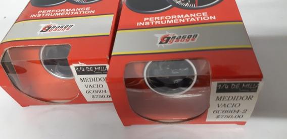 Medidor De Vacio Vacuum Dragon Gauge Manometro Fantasma 2