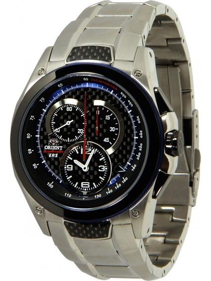 Relógio Orient Kt00001b Speed Tech Ers Vidro Safira