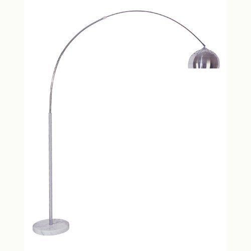Ore International 6935 - Lámpara De Pie De Arco De 85