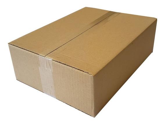 25 Caixas De Papelão 39,5x29,5x12 Correios Mercado Envios