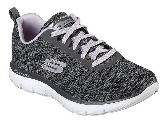 Zapatillas Skechers Flex Appeal 2.0 Envio Gratis