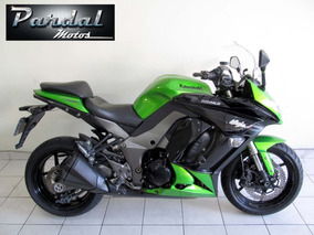 Kawasaki Ninja 1000 2012 Verde