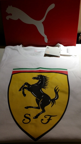Playera Ferrari