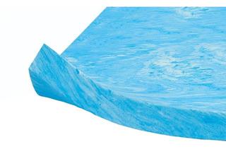 Memory Foam Gel Top Individual Mueblesgm Azul