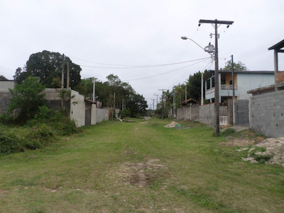 Terreno A Venda Em Itanhaém - Chácara - Com Escritura