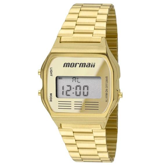 Relógio Digital Mormaii Vintage Mojh02ab/4d