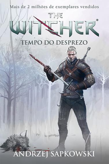 The Witcher Vol 04 Tempo Do Desprezo Martin