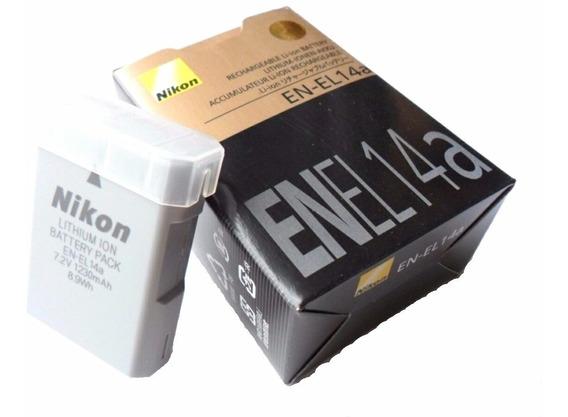 Bateria Nikon En-el14a D5100 D5300 D3200 P7000 P7100 D3100