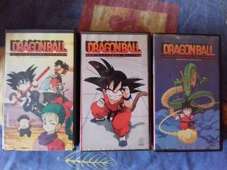Dragon Ball Peliculas Vhs Envio Gratis