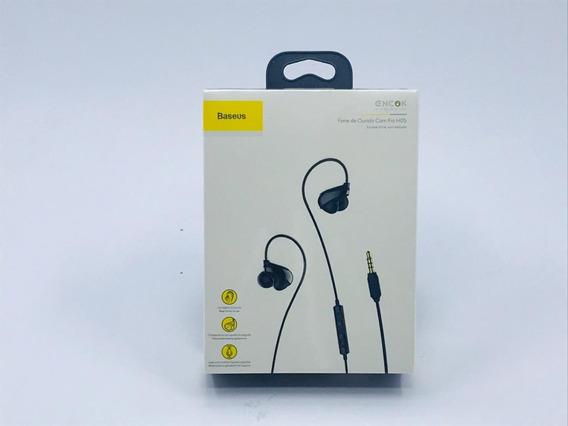 Fone De Ouvido Estéreo Encok Music H05 Wire Earphone Com Fio