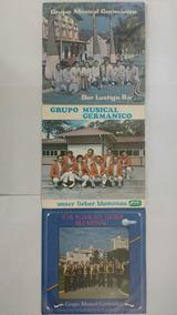 3 Lps Grupo Musical Germanico Disco Vinil Frete Grátis