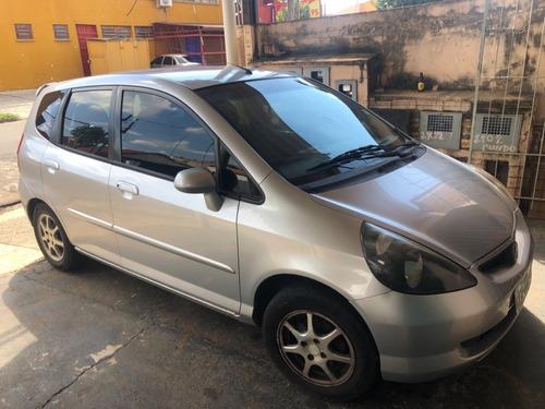 Honda Fit Ex 2006 1.5 Automático. Gasolina