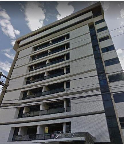 Apartamento Em Manaíra, João Pessoa/pb De 112m² 3 Quartos À Venda Por R$ 335.000,00 - Ap853180