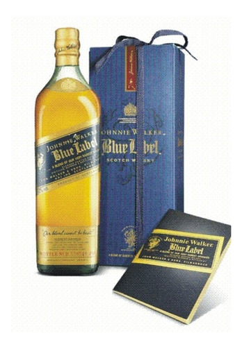 Whisky J. Walker Blue 750 Ml