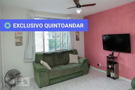 Apartamento No 2º Andar Mobiliado Com 2 Dormitórios - Id: 892926712 - 226712
