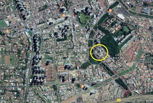 Terreno Para Venda No Jardim Botanico, Ótima Localização, Quase Esquina Com A Carlos Eduardo Consoni, Com 435 M2 De Area Total E 10,5 M De Frente - Te00306 - 34458511