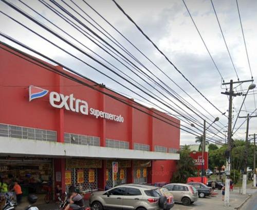 Loja Comercial Para Alugar, 3090 M² Por R$ 50.000/mês - Parque São Vicente - São Vicente/sp - Lo0148