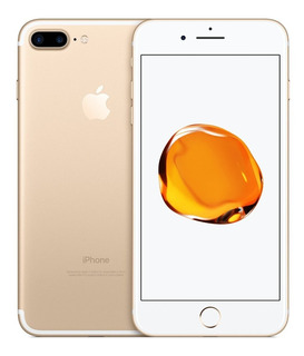iPhone 7 Plus Com 128 Gb De Memoria, Dourado