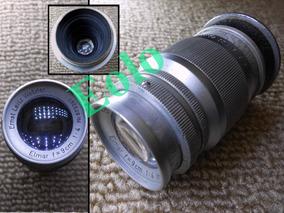 Leica Lente Rosca Elmar 90mm. F 4 - Boa - Leitz &