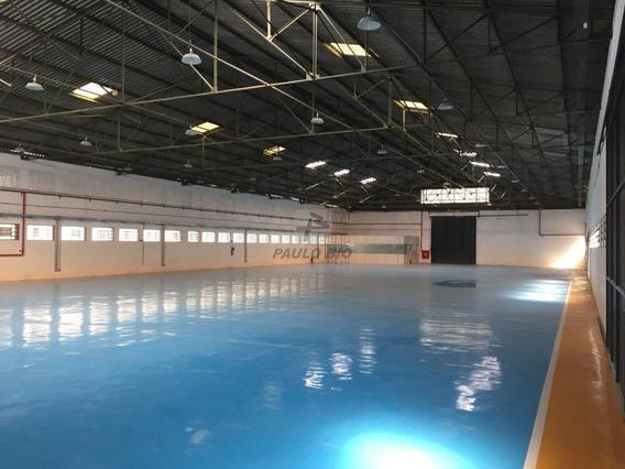 Galpao Industrial - Jardim Vera Cruz - Ref: 3096 - L-3096