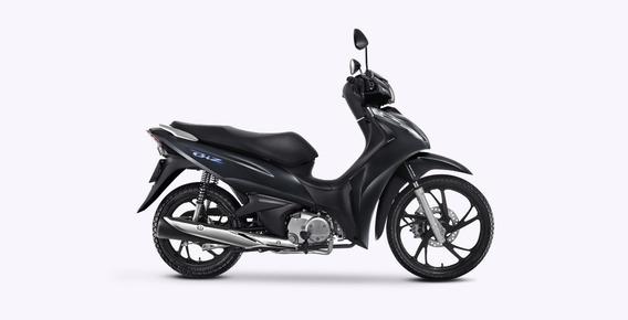 Honda Biz 125 - Cinza 0km Sem Entrada - Pinda-sp