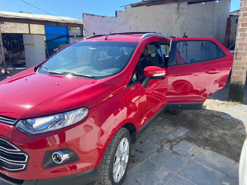 Ford Ecosport 2014 2.0 16v Titanium Flex Powershift 5p