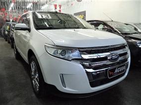 Ford Edge Limited 3.5 V6 Awd 2013 Completa + Teto + Ú.dono!
