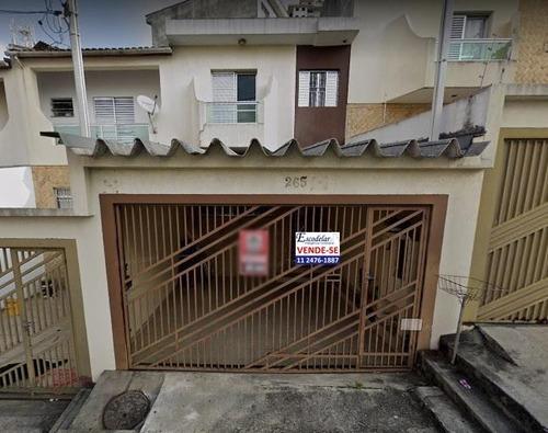 Sobrado Com 2 Dormitórios À Venda, 78 M² Por R$ 500.000,00 - Parque Mandaqui - São Paulo/sp - So2017