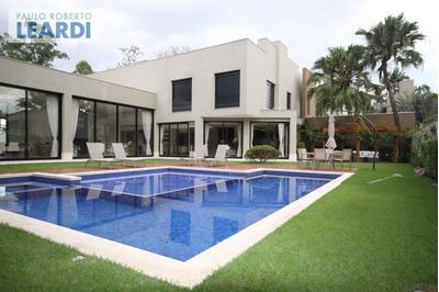 Casa Em Condomínio Alphaville - Barueri - Ref: 465620