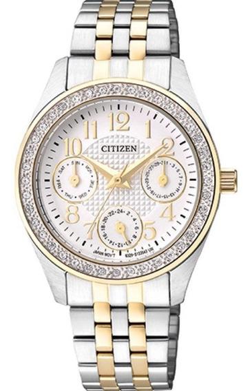 Relógio Citizen Feminino Ladies Ed8134-50a / Tz28388b