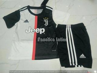 Uniforme De Niño Juventus Local Edición 2019