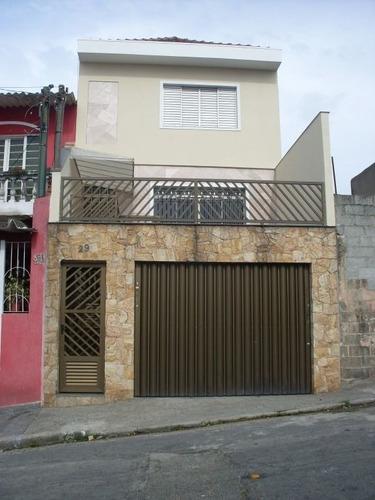 Sobrado Com 1 Dormitório À Venda, 50 M² Por R$ 749.000,00 - Vila Constança - São Paulo/sp - So2364