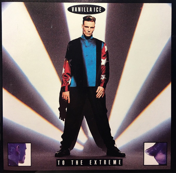 Cd Vanilla Ice To The Extreme - Import
