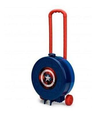 Sandalia Grendene Avengers Hero Pack Maleta