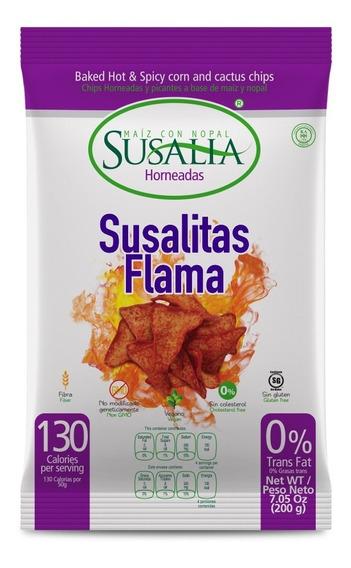 Susalita Flama 200g Caja 10 Pzs.
