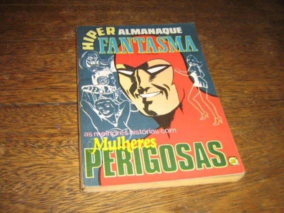 Hiperalmanaque Fantasma Nº 1 Nov 1981 Com 196 Pags Rge