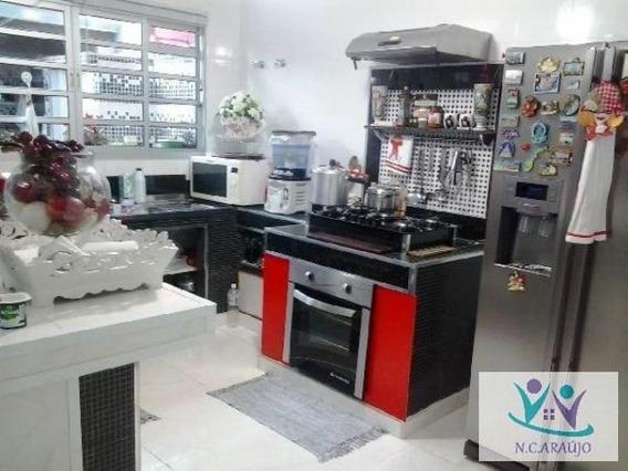 Casa Para Venda Em Mogi Das Cruzes, Parque Santana, 3 Dormitórios, 1 Suíte, 1 Banheiro, 2 Vagas - Ca0231_2-418563