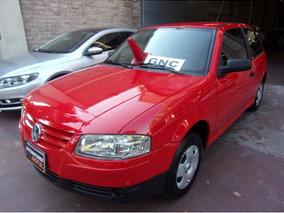 Volkswagen Gol Power 2007 Rojo Financiamos
