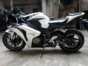 Vendo Honda Cbr 1000 - Año 2009 - 23100km