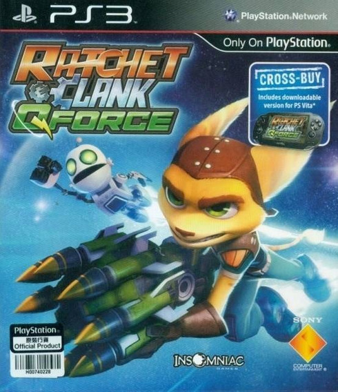Ratchet And Clank Full Frontal Assault Ps3 Y Ps Vita