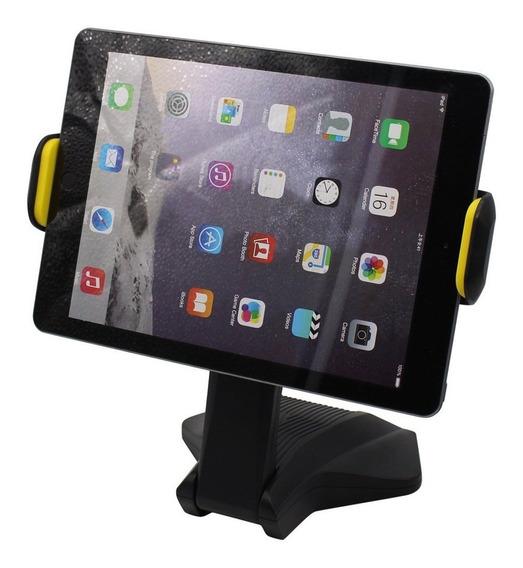 Suporte De Mesa Para Tablet E iPad De 7 A 15 Polegadas